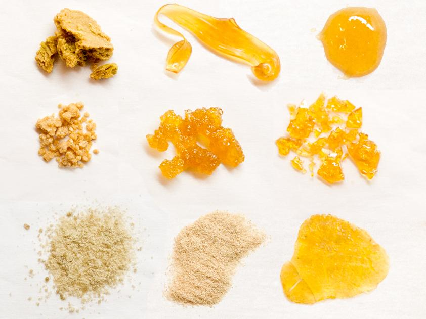 What are Cannabis Concentrates?