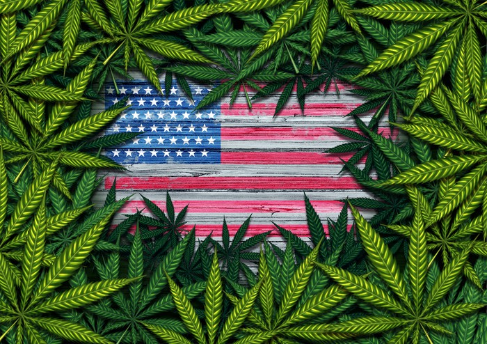 Americans support of cannabis hits new high