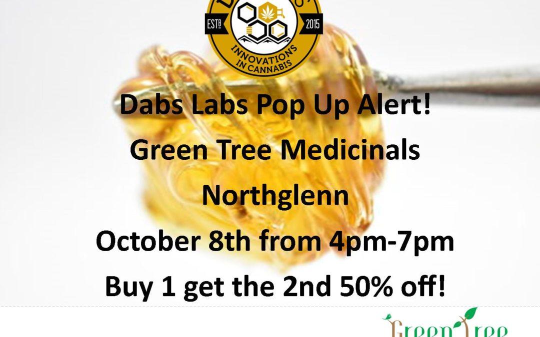 DabsLabs Pop Up -Northglenn