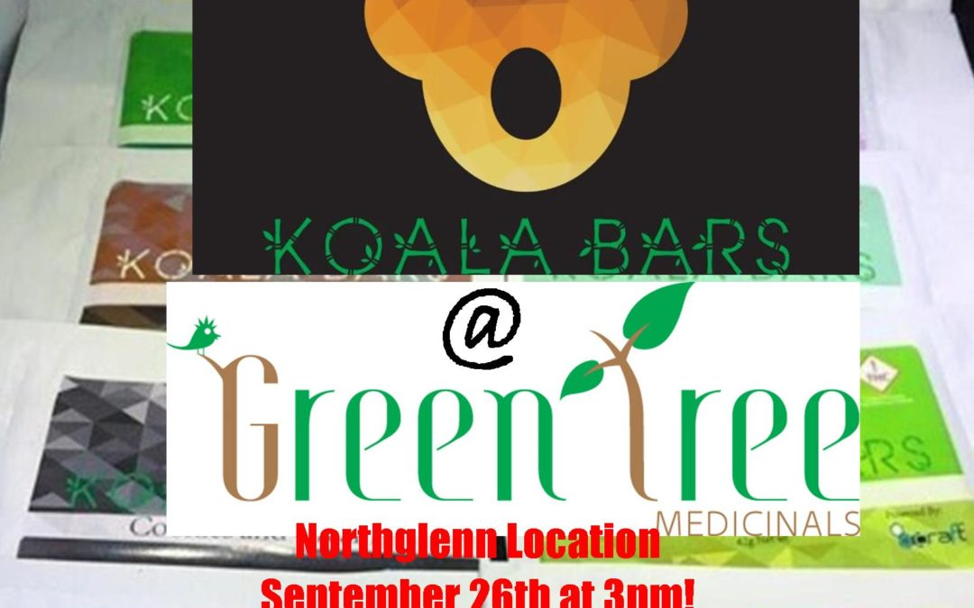 Koala Bars Pop Up -Northglenn