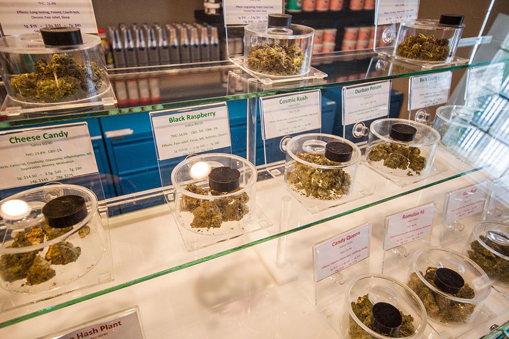 Longmont Rec Menu - Green Tree Medicinals