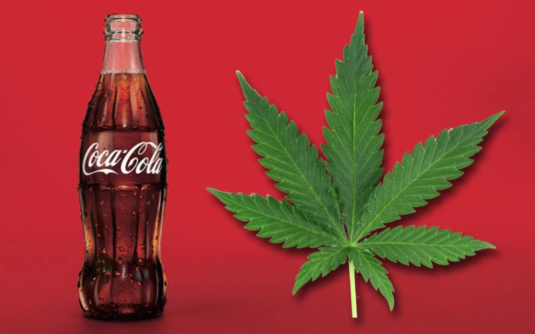 Coca-Cola may produce drinks infused with CBD